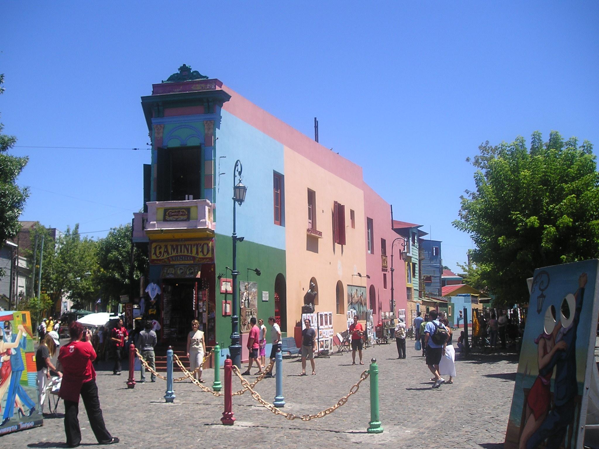 Buenos Aires El Caminito